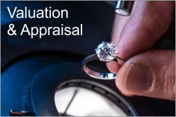 government certified jewellery valuer